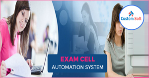 Exam Cell Automation System by CustomSoft