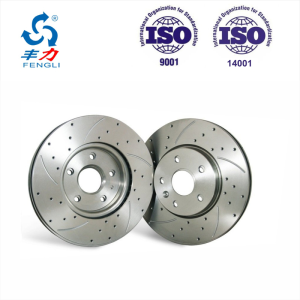 Custom Make Auto Brake Disc