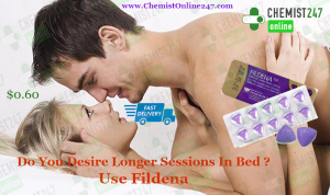 For Hard And Rigid Erection During Intercourse Use Fildena