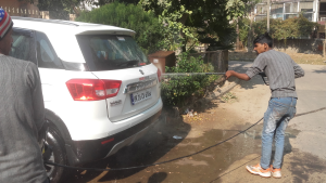 Doorstep Car Cleaning Services