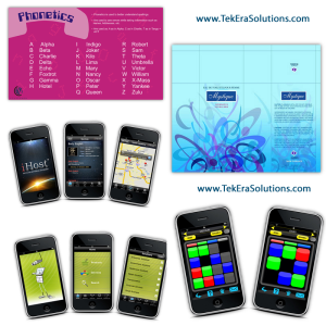 Mobile Applications & Game Developement