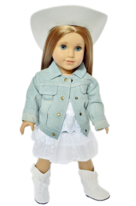 American Girl Doll Clothes-Cowgirl Outfit