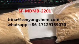 5F-MDMB-2201 5fmdmb2201 yellow powder (trina@senyangchem.com,whatsapp:+86-17129159070)