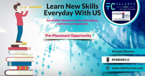Online Training Institute Pre-placement opportunity in Lucknow