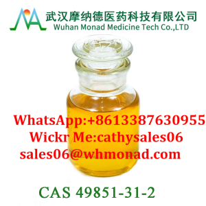 Free customs Clearance,2-Bromo-1-phenyl-1-pentanone cas 49851-31-2