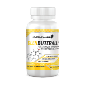 Clenbuterall™ Thermogenic Fat Burner Supplement