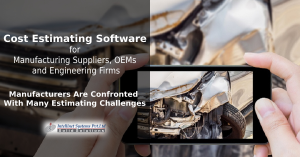 Parts Repair Cost Estimation Software for OEMs