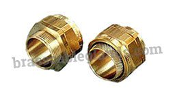 Free Cutting Brass BWC Cable Gland