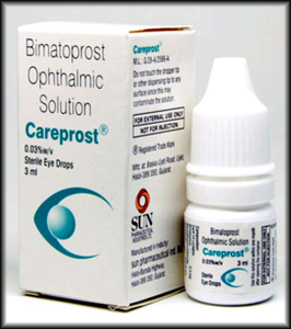 Careprost Eye Drop 0.03%