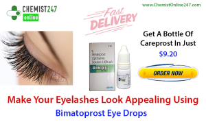 For Long And Dark Eyelashes Use Bimatoprost Eye Drops