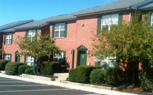 Imperial Pointe Townhomes Exterior