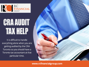 CRA Audit Tax Help
