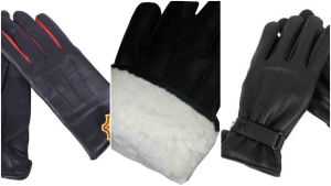 Leather Gloves ( www.thebrandishwear.com )