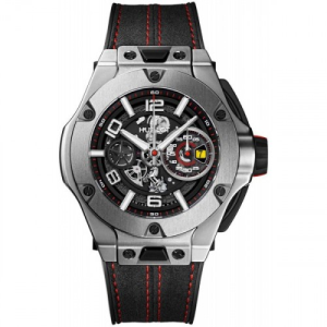 Shop Hublot Big Bang Ferrari Unico Titanium 45MM Watches Dubai