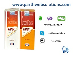 X-Vir (Entecavir Tablets )