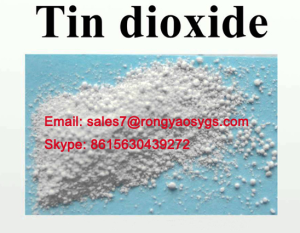 Tin dioxide/ Stannic oxide from China  Skype: 8615630439272