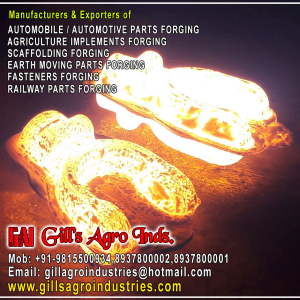 Forgings Company in India