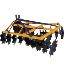 King Kutter Angle Frame Disc Harrow_5 1/2 Ft_Combination_Type EPX16_16C
