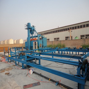 Internal Steel Tube Shot Blasting Machine, Surface Preparation