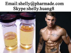 Tren Test Depot 450mg/ml dosage and cycles shelly@pharmade.com