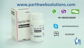 Viramune Tablets, Nevimune (Nevirapine Tablets)