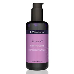 Kakadu C Brightening Daily Cleanser With Vitamins C, A & AHAs