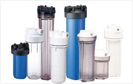 Reverse Osmosis Filter Container..