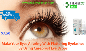 Use Careprost For Darker And Denser Eyelashes
