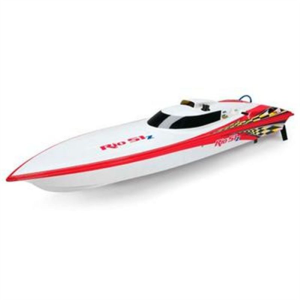 AquaCraft Rio 51Z Off Shore Gas Vee 2.4GHz w/Zenoah 26cc AQUB41**