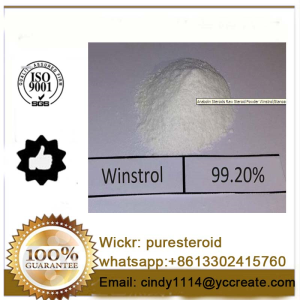 Winstrol Highly Effective Anabolic Steroid Stanozolol Powder
