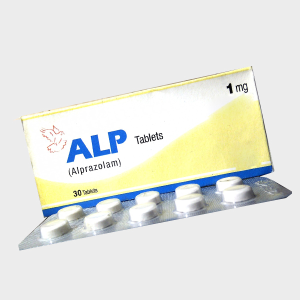 Buy ALP (Alprazolam) 1mg Tablets