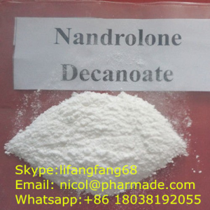 Nandrolone Decanoate Deca-Durabolin Hormone Powder Muscle Building Steroids nicol@pharmade.com