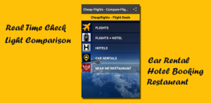 Cheap-Flight Comparison | Android Application
