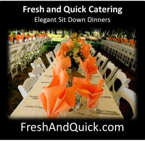 Fresh & Quick Catering