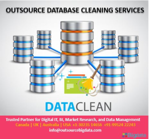 Outsource Data Cleansing Services