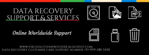 Data Recovery Customer Care Support Number +919990