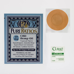 BUY PURE CBD PATCHES
