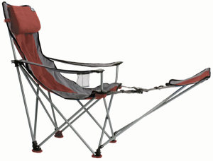 The Big Bubba Quad Chair with Footrest by TravelCh