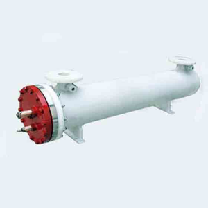 U-tube Shell and Tube Heat Exchanger, SS304 Tube, PP Shell