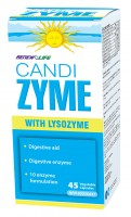 Renew Life Candizyme: Boost Your Digestive System through Natural Remedy