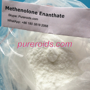 Methenolone Enanthate Raw Powder China Supplier