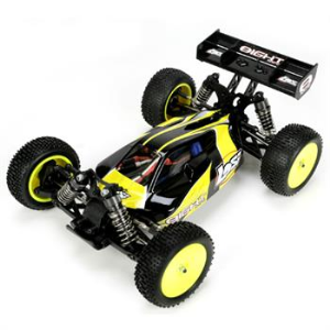 Losi Mini 8IGHT 1/14 Buggy RTR Black