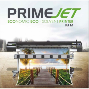 Prime Jet 1.8 Mtr Eco Solvent Printer Suppliers