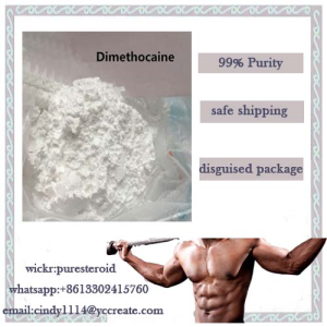 Local Anesthetic Raw White Powder Dimethocaine Larocaine