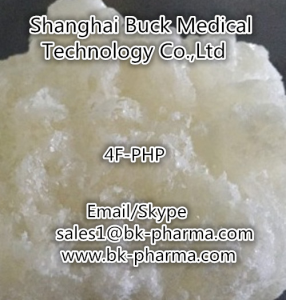Shanghai Buck High Purity 4F-PHP for Sale Skype sales1@bk-pharma.com