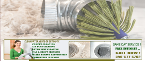 Clean Dryer Vents of Spring TX