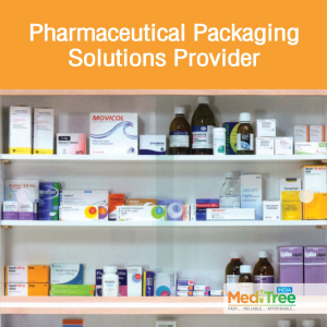 Pharmaceutical Packaging Solutions Provider | Meditree India