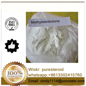Methylstenbolone steroid raw powder best supplir whatsapp+8613302415760