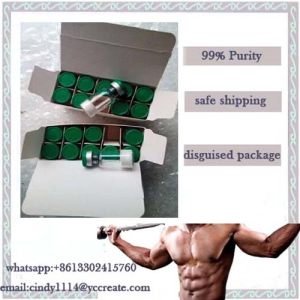 Peptides hormone porder 2mg/Vial DSIP for Well Sleep whatsapp+8613302415760