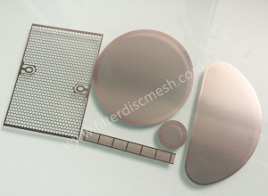 Etched Filter Disc Screen